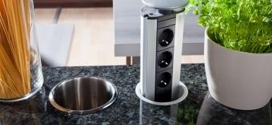 Individuelle Granitapplikationen – Marquardt Küchen