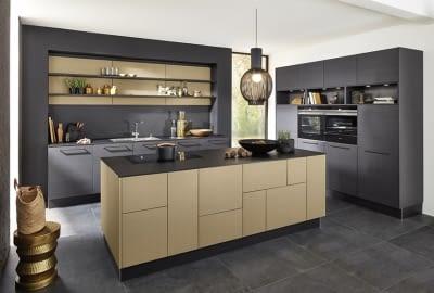 Küchen Bilder küchen mit granit zum top preis