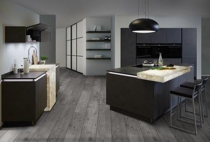 Kochen mit kochfeldabzug marquardt küchen