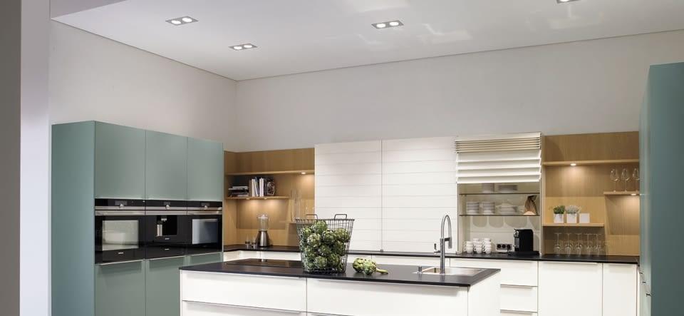 Beautiful Küche Mit Granitarbeitsplatte Contemporary - Ridgewayng ...