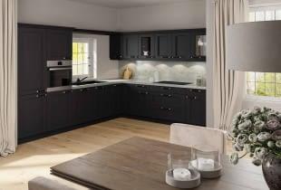 Landhausküchen Individuell, Charmant mit Granit – Marquardt ...