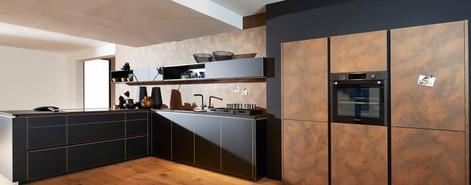 die k chentrends des jahres 2018 marquardt k chen. Black Bedroom Furniture Sets. Home Design Ideas