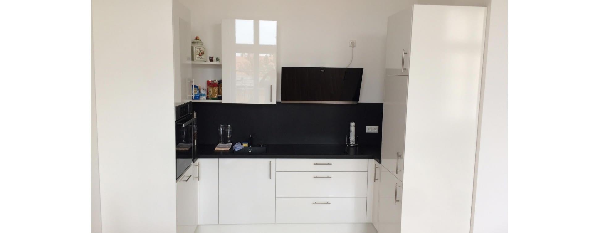 Nützliche Planungstipps für kleine Küchen inklusive 360 Grad Bild ...