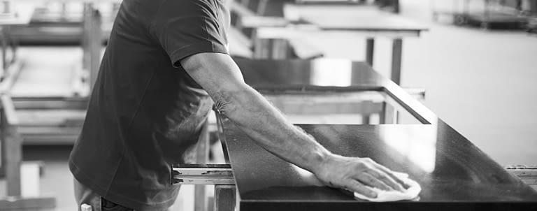 Quarzstein Arbeitsplatte Richtig Reinigen Und Pflegen
