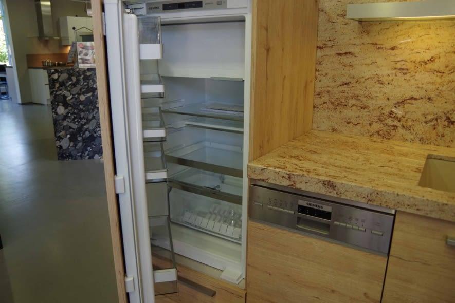 Amerikanischer Kühlschrank Mit Zapfanlage : Ddn002a l küche shivakashi artwood wildeiche