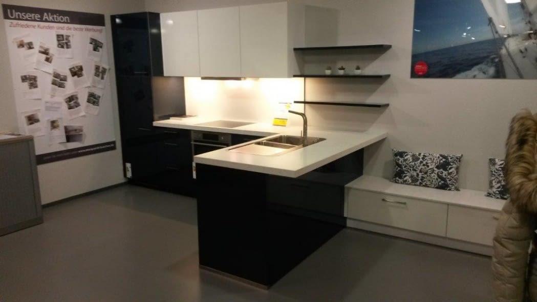 l küche mit elektrogeräten - 18 images - respekta l küchenzeile ...