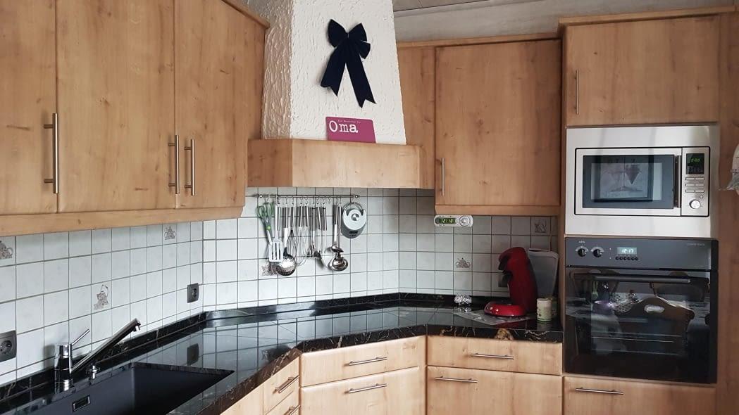 Bewertung unserer Modernisierung - Marquardt Küchen