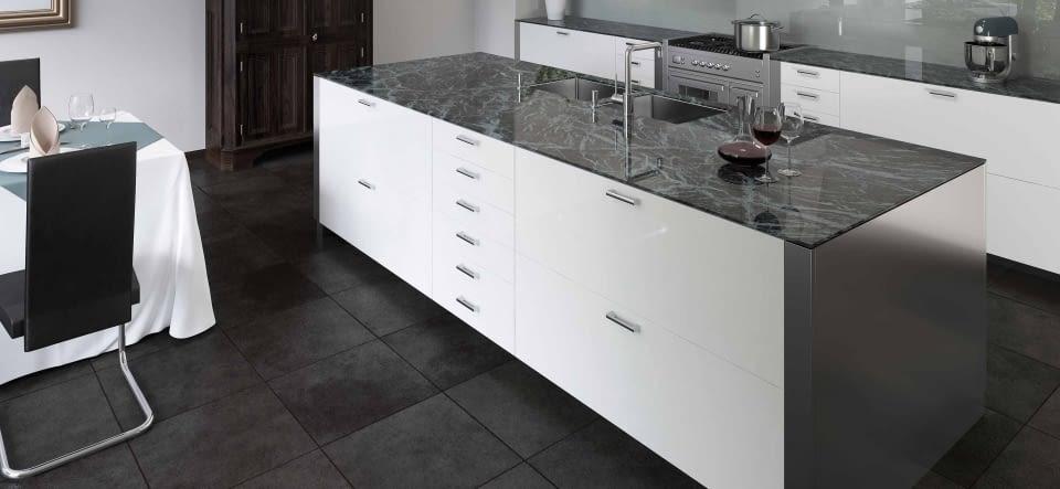 Glas Arbeitsplatten - Marquardt Küchen