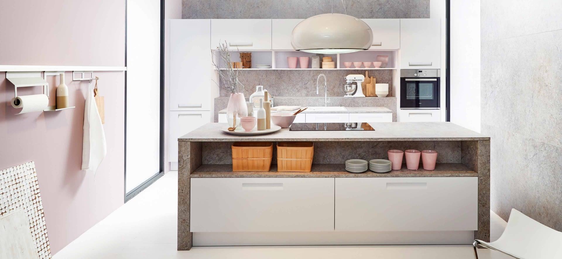 Laminat Arbeitsplatten - Marquardt Küchen