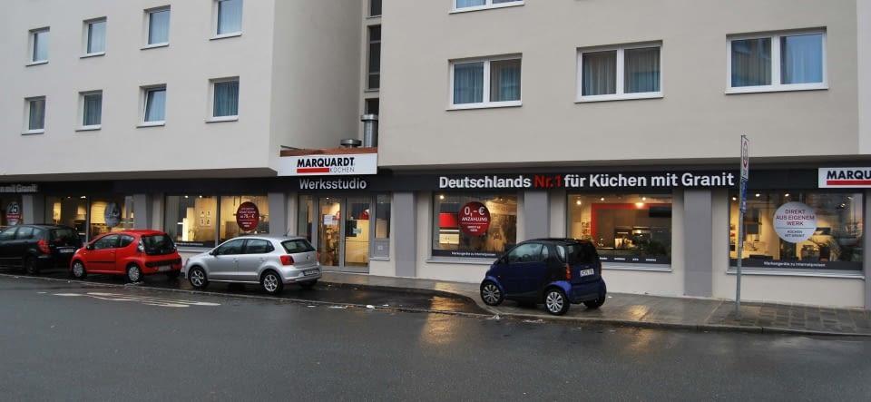 Küchen In Nürnberg küchenstudio nürnberg marquardt küchen