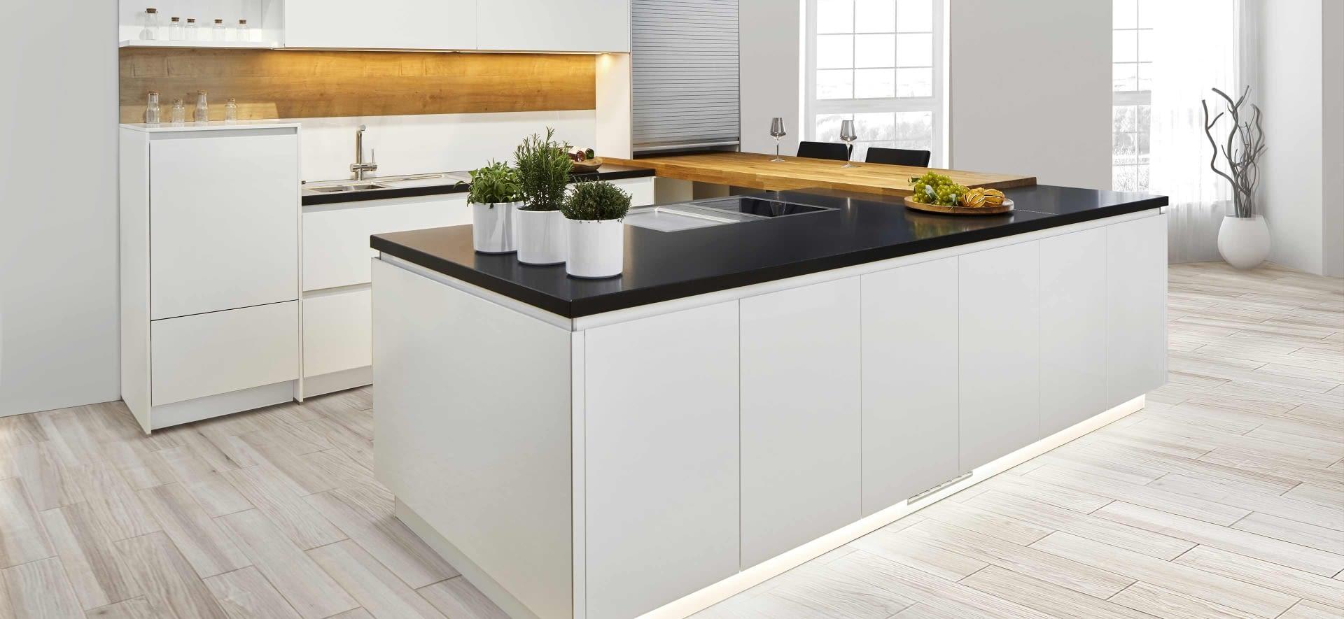 Granit in der Küche zu Top-Preisen | Marquardt Küchen
