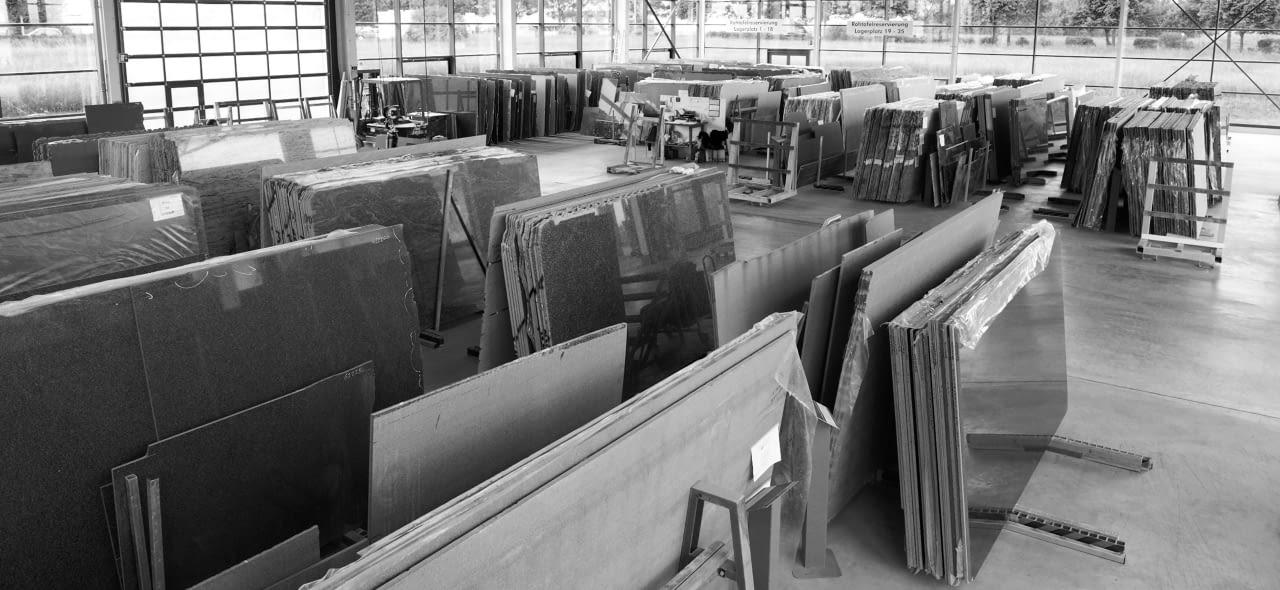 Granitstein aus einer vielzahl an naturstein sorten for Granitstein arbeitsplatten