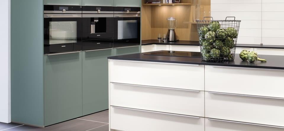 Küchenfronten, Oberflächen & Farben – Marquardt Küchen
