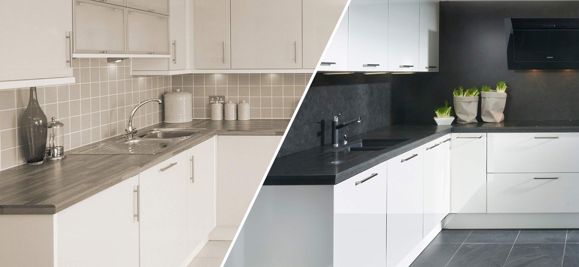Unsere Günstige Küchenmodernisierung Marquardt Küchen