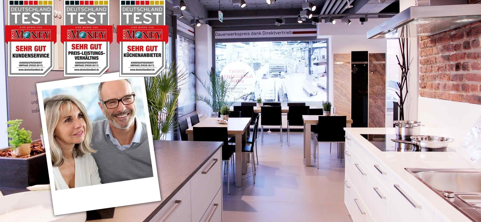 Kuchenstudie Deutschland Test 2017 Marquardt Kuchen