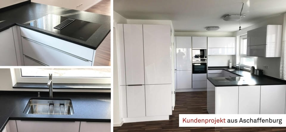 Küchenstudio Aschaffenburg - Marquardt Küchen
