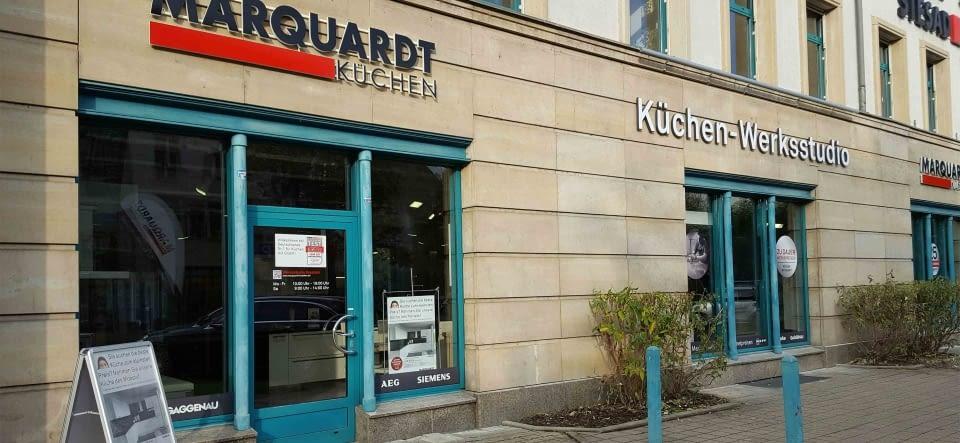Küchenstudio Dresden – Marquardt Küchen