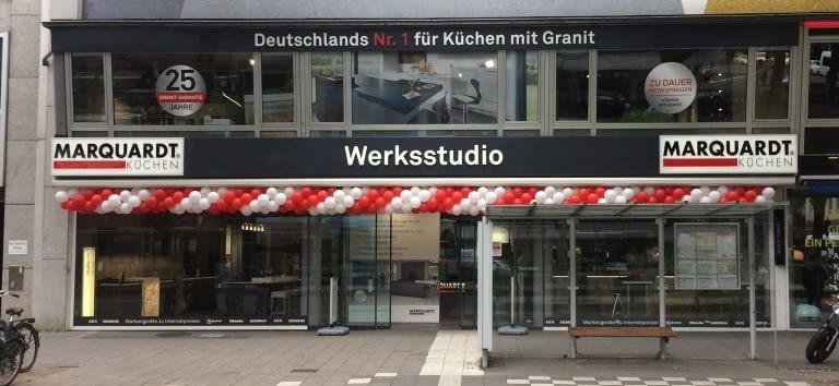 Küchen düsseldorf königsallee  Küchenstudio Düsseldorf – Marquardt Küchen