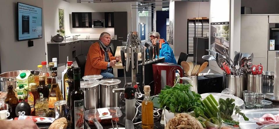 küchenausstellung küchenstudio stilwerk hamburg - ellerbrock küche ...