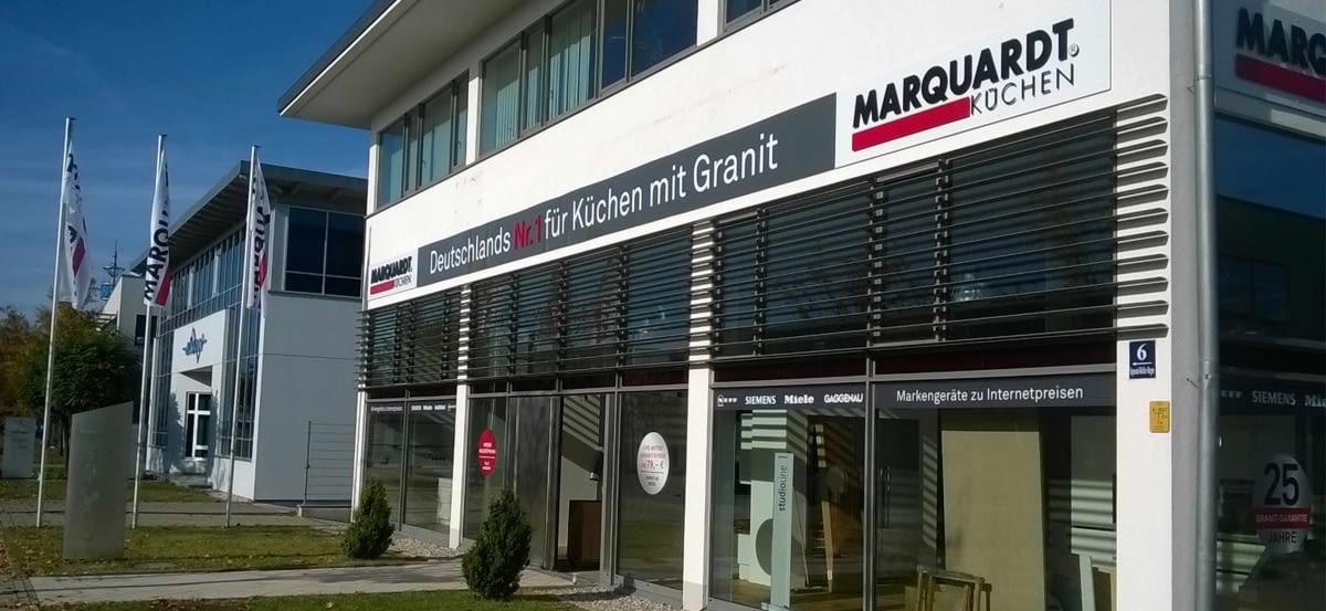 Küchenstudio München Messe Marquardt Küchen