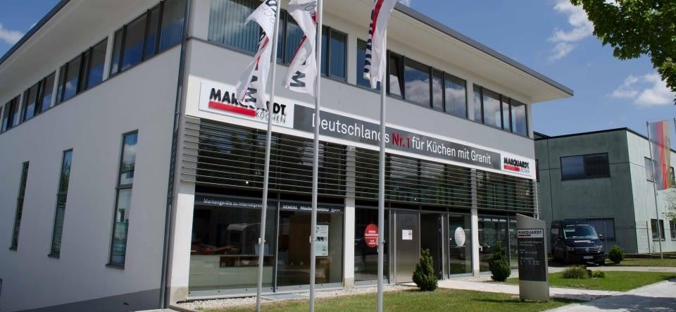 Küchenstudio München-Messe - Marquardt Küchen
