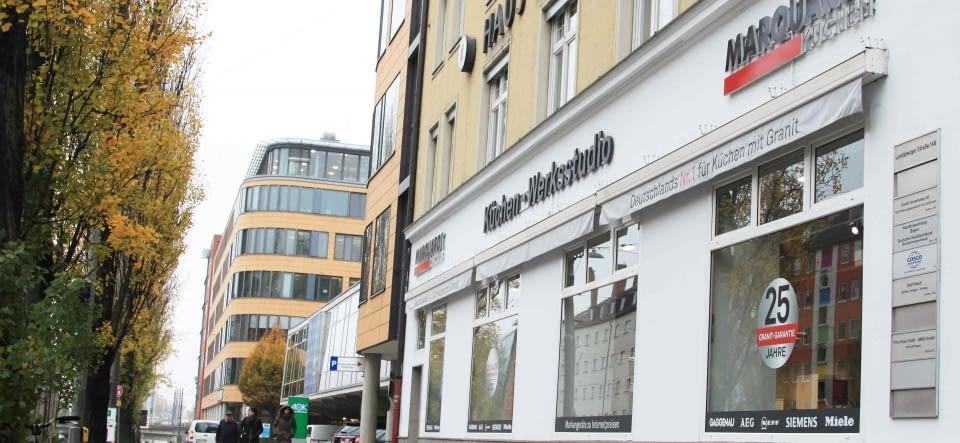 Kuchenstudio munchen jcoolercom for Küchenstudio münchen